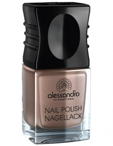 Nail polish 171 Brown metallic 5ml