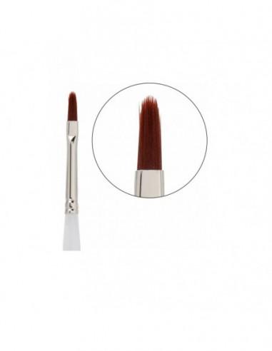 Gel brush - oval size 3